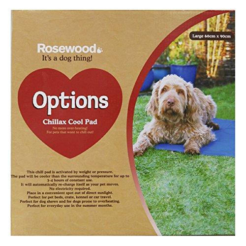 Rosewood Chillax Cool Pad, Large, 60 x 90 cm