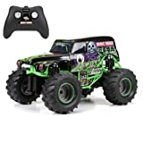 rc monster jam trucks - New Bright F/F Monster Jam Grave Digger RC Car (1:15 Scale)