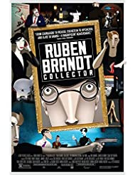"RUBEN BRANDT COLLECTOR - Original Movie POSTCARD 4""x6"" 2019"