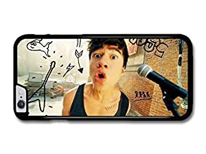 """AMAF ? Accessories Calum Hood 5 Seconds Of Summer Drawings case for for iphone 5C ("""")"""
