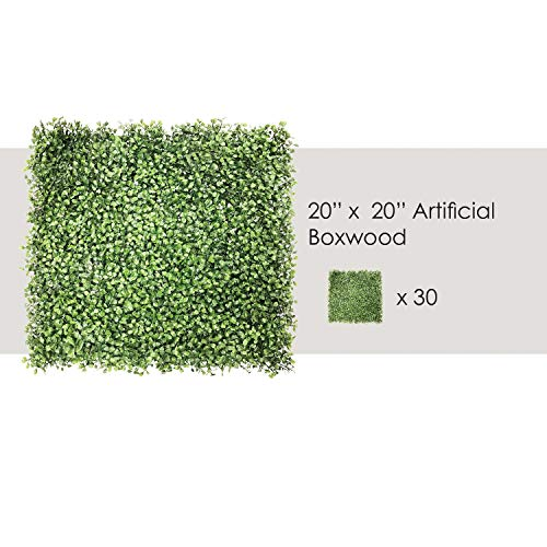 - Ecoopts Privacy Fence Ivy Screen 20
