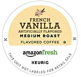 Kyпить AmazonFresh 80 Ct. Coffee K-Cups, French Vanilla Flavored Medium Roast, Keurig Brewer Compatible на Amazon.com