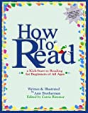 How to Read: a Kick-Start for Beginning Readers of Any Age