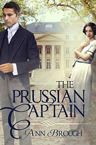 The Prussian Captain by [Brough, Ann]