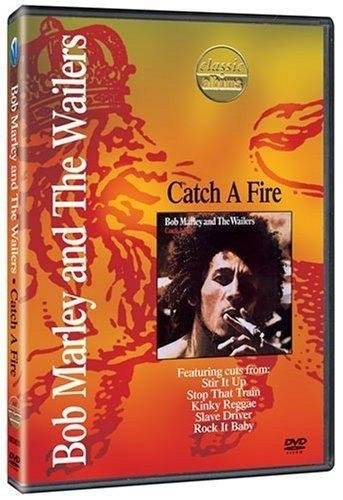 DVD : Bob Marley - Classic Albums: Bob Marley and the Wailers: Catch a Fire