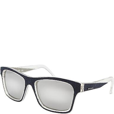 Amazon.com: Diesel Eyewear Square Sunglasses: Clothing