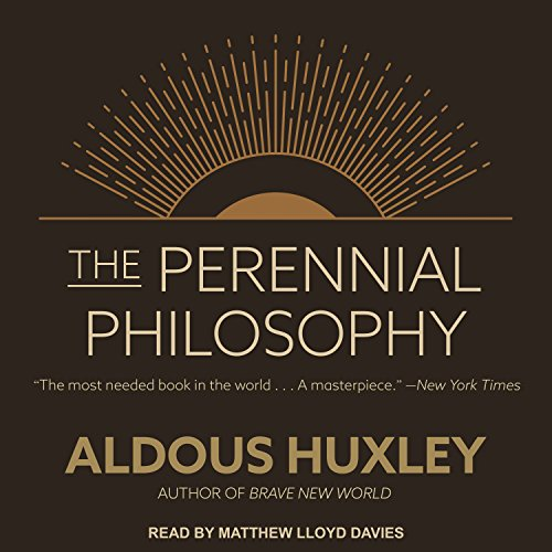 The Perennial Philosophy by Tantor Audio