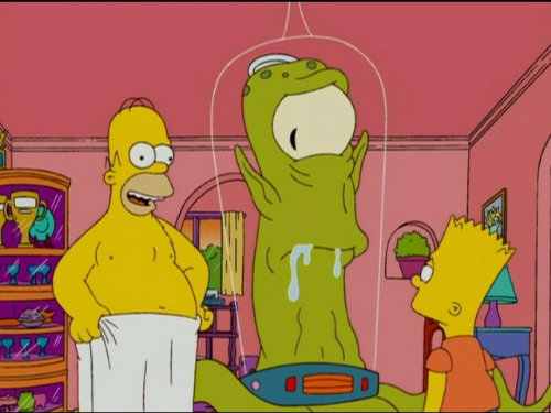 Treehouse of Horror XVIII -