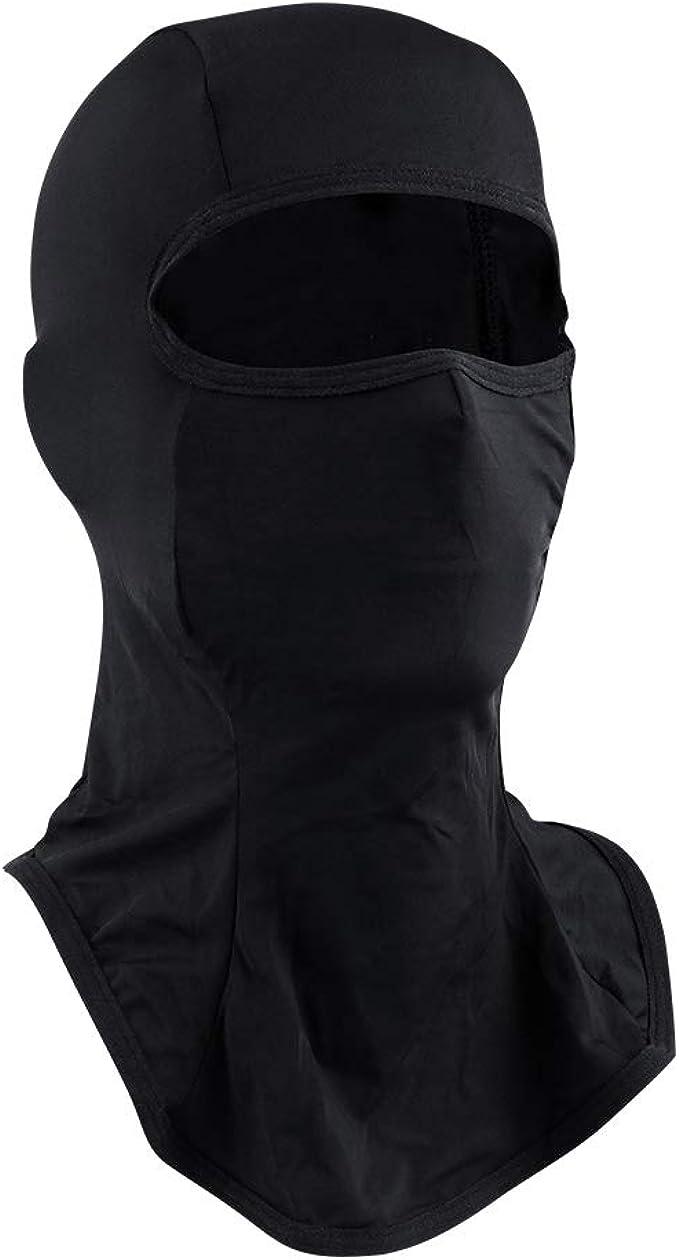 Biqing Sturmhaube Kühlung Motorrad Balaclava Eisseide Kopfbedeckung Winddicht Sturmhaube Für Sommer Radfahren Laufen Bekleidung