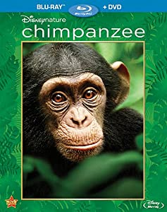 Cover Image for 'Chimpanzee  (Two-Disc Blu-ray/DVD Combo in Blu-ray Packaging)'