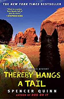 Thereby Hangs Tail Bernie Mystery ebook product image