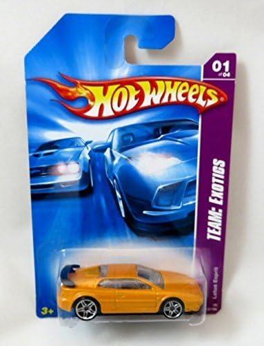 Exotics diecast 2008 Hot Wheels Lotus Esprit Team