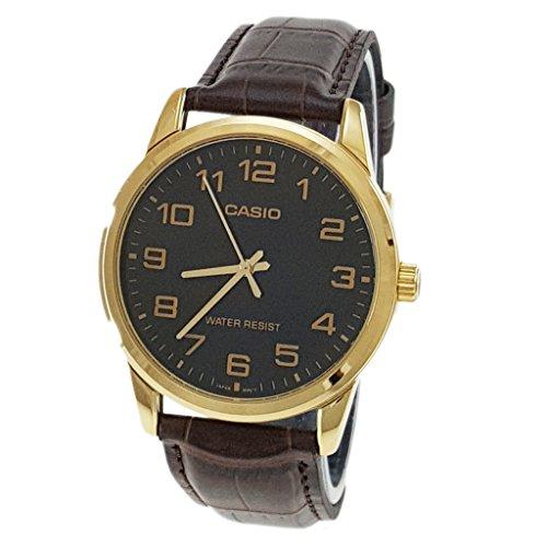Casio MTP V001GL 1 MTP V001GL 1BUDF Wristwatch