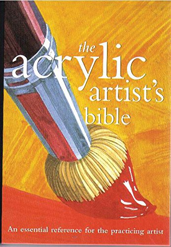 Acrylic Artists Bible Bibles product image