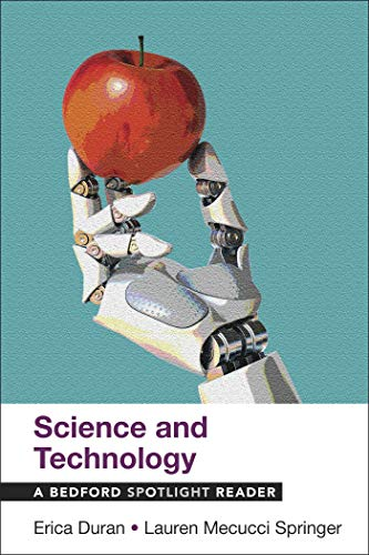 Science and Technology: A Bedford Spotlight Reader