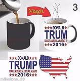 Donald Trump 2016 Make America Great Again Color Change Magic Coffee Mug 11 Oz-3