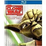 Star Wars: The Clone Wars: Season 2 Box Set (Blu-Ray)