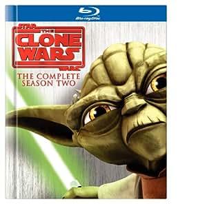 Star Wars: The Clone Wars--Season 2 [Blu-ray] (Bilingual)