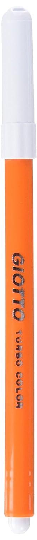 Turbocolor 485 - Pennarelli, confezione da 12 pezzi, colore: arancione Giotto