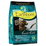Cheap Earthborn Holistic Coastal Catch Natural Dry Dog Food Grain Free — 14 lbs