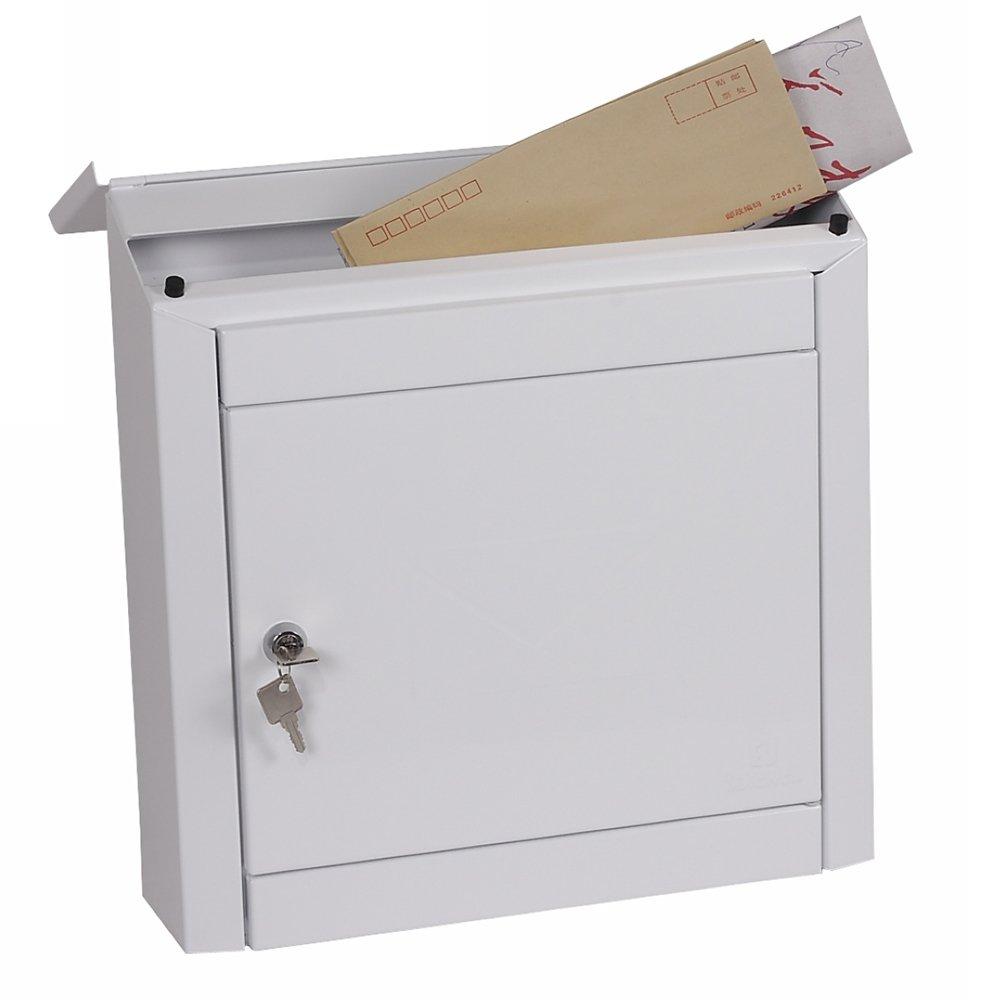 Phoenix MB0113KB Nero Wall-mounted mailbox cassetta per la posta