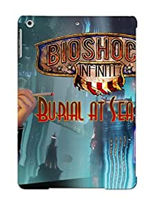 Crazinesswith Sanp On Case Cover Protector For Ipad Air (bioshock Infinite Burial At Sea) For Christmas Day's Gift