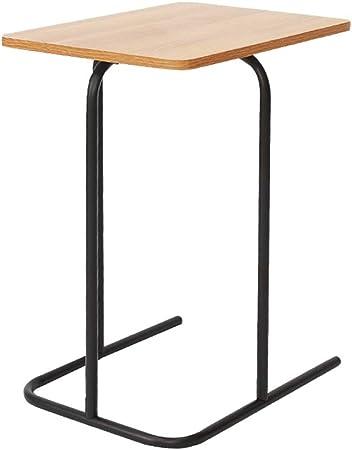 Table 87 Feifei - Mesa Auxiliar nórdica de Madera con Patas de ...