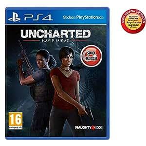 Sony Uncharted:TheLostLegacy [PlayStation 4] (Sony Eurasia Garantili)