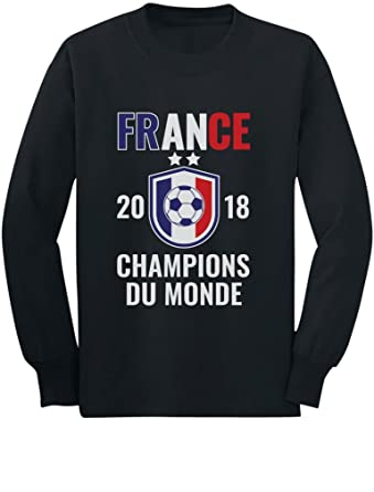 France 2018 Shirts for Youth France Soccer T Shirt France Flag From France