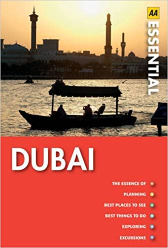 Dubai (AA Essential Guide)