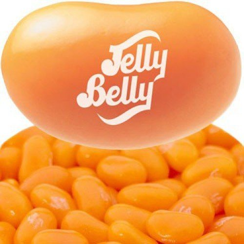 FirstChoiceCandy Jelly Belly Orange Sherbet Jelly Beans 1 Po