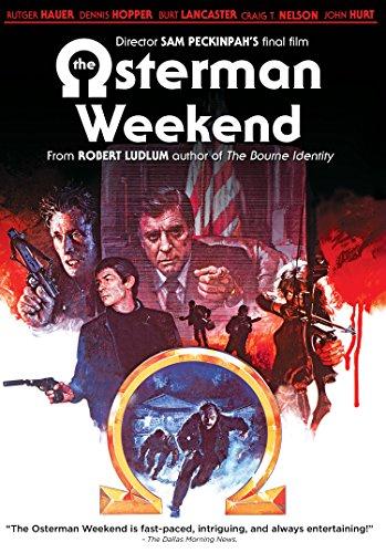 DVD : The Osterman Weekend (DVD)