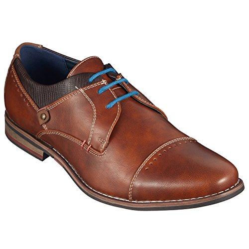 Premium 3 nbsp;mm Cerati In 2 Di Diametro Agli Ficchiano Blau Strappi Lacci Lunghezza E Eleganti Per 120 nbsp;cm Pelle Scarpe 45 Resistenti Rotondi FqqOt6