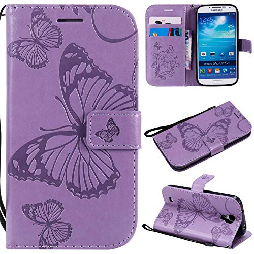 CUSKING Wallet Case for Samsung Galaxy S4, Slim and for sale  Delivered anywhere in Canada