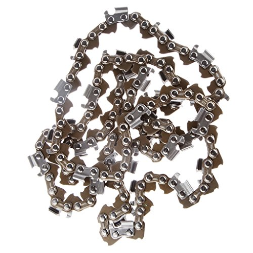 Replacement 18'' 72 Drive Links Universal Chainsaw Saw Chain Garden Tool Part by Generic