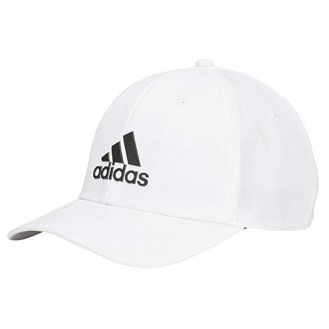db59bf13 adidas Golf 2019 Mens A-Stretch Badge of Sport Tour Snapback Hat Golf Cap  White