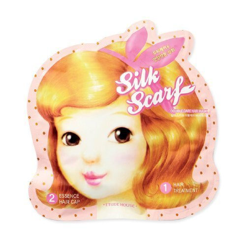 Etude House Silk Scarf Hair Mask New
