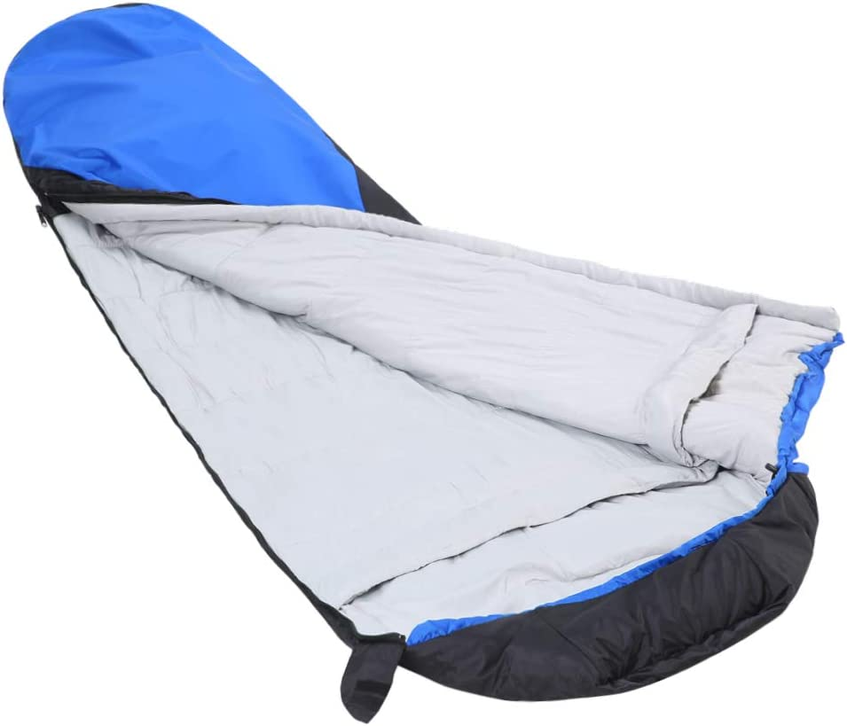 Backpacking Sleeping Bags for Adults and Kids Suitable for Camping Tearproof and Waterproof for Hiking Traveling EDILLY Mummy Sleeping Bag and Outdoors