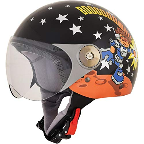 (AFX Youth FX-33 Helmet - Rocket (LARGE) (BOYS))