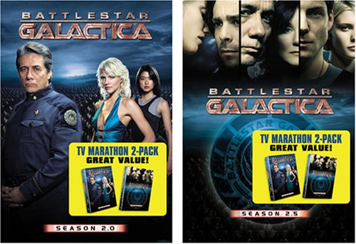 Battlestar Galactica (2004): Season 2.0 / Battlestar Galactica (2004): Season 2.5 Value Pack by Universal Studios Home Entertainment