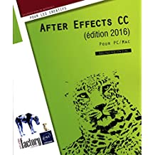 After Effects CC (édition 2016)  Pour PC/MAC