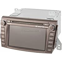 Reman OEM In-Dash Navigation Unit For Hyundai Sonata 2008 2009 2010 - BuyAutoParts 18-60308R Remanufactured