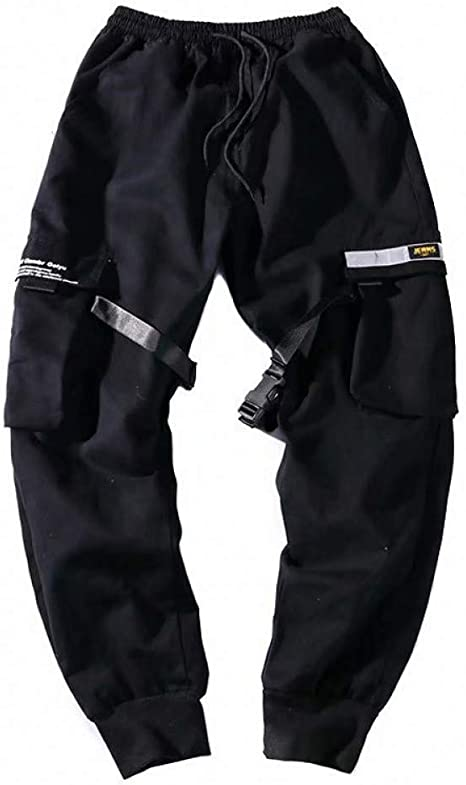 HNRLSL Pantalones Streetwear Pantalones de chándal Pantalones ...