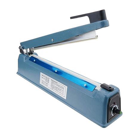 Cablematic - Selladora térmica metálica de 30cm para bolsas ...