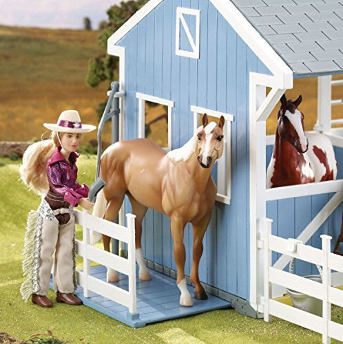 Breyer Classics Country Stable With Wash Stall Buy