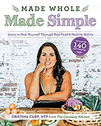 Image of the product Made Whole Made Simple that is listed on the catalogue brand of Victory Belt Publishing.