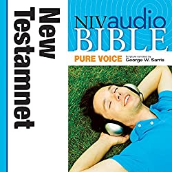 NIV Audio Bible, Pure Voice: New Testament