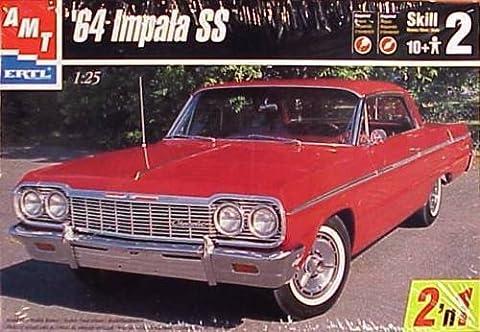 AMT '64 Impala SS 2 n' 1 1:25th Model Car Kit