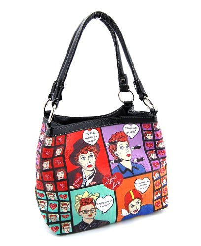 Lu1013. Licensed I Love Lucy Tote