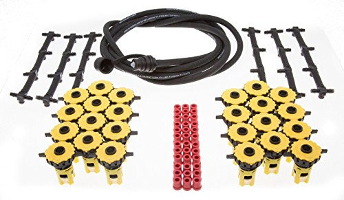 Flow-Rite Pro Fill 48V Golf Cart Universal Battery Watering System w/ Hand Pump - Flow Rite Battery